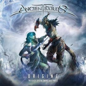 "ANCIENT BARDS: Video vom ""Origine (The Black Crystal Sword Saga Part 2)"" Album"