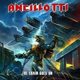 ANCILLOTTI: ´The Chain Goes On´ – Album erscheint am 28. Februar 2014