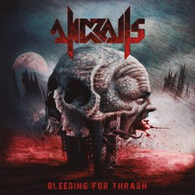 "ANDRALLS: Neues Thrash Album ""Bleeding For Thrash"" aus Brasilien"