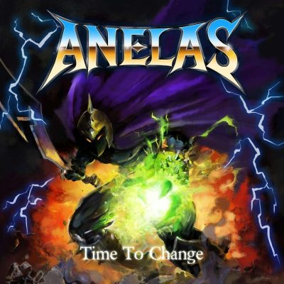 "ANELAS: neues Power Metal Album ""Time to Change"" aus Japan"