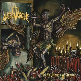 "ANGEL MORGUE: neues Death Metal Album ""In the Morgue of Angels"""