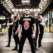 "ANGER MACHINE: Neues Modern Thrash Album ""Trail Of The Perished"""