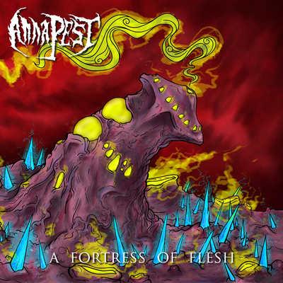 """ANNA PEST: weiterer Track von """"A Fortress of Flesh"""" EP"""