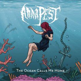 """ANNA PEST: schließen mit """"The Ocean Calls Me Home"""" EP-Trilogie ab"""