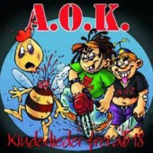 A.O.K.: Kinderlieder frei ab 18
