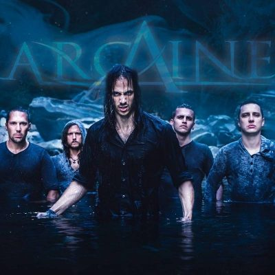 "ARCAINE: Video-Clip vom neuen Modern Death Metal Album ""As Life Decays"""