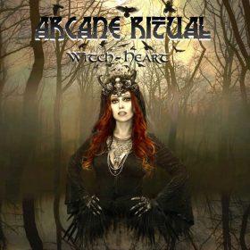 "ARCANE RITUAL: Video-Clip vom Gothic-Album ""Witch-Heart"""