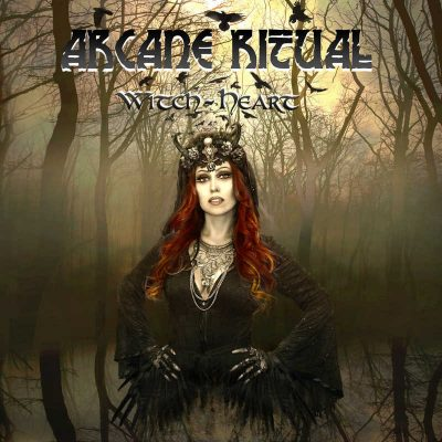 "ARCANE RITUAL: Video-Clip vom Gothic-Album ""Witch-Heart"""