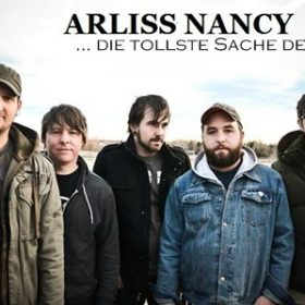 ARLISS NANCY: neues Album