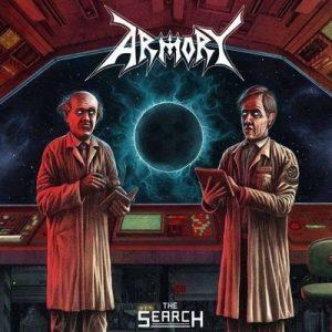 "ARMORY: Lyric-Video vom ""The Search"" Album"
