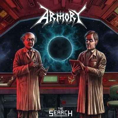 "ARMORY: Lyric-Video vom ""The Search"" Album"