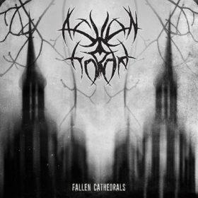 """ASHEN HORDE: Labeldeal für """"Fallen Cathedrals"""" Album"""