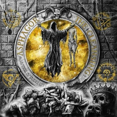 "ASPHAGOR: Neues Album ""The Cleansing"""