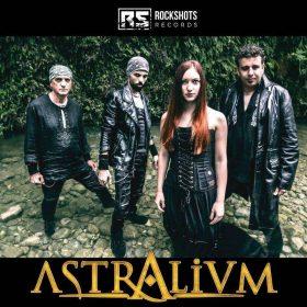 ASTRALIUM: Labeldeal mit Rockshots Records