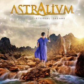 ASTRALIUM: Lyric-Video mit SABATONs Tommy Johansson