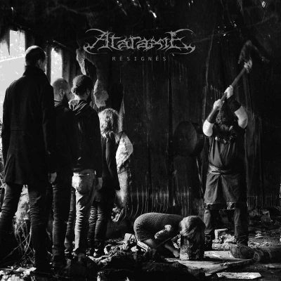 "ATARAXIE: Funeral Doom Video-Clip vom ""Résignés"" Album"