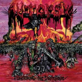 "AUTOPSY: Song vom neuen Mini-Album ""Puncturing The Grotesque"" online"