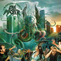 "AXEMASTER: neues Album ""Crawling Chaos"""