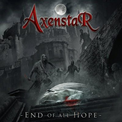 "AXENSTAR: weiterer Track vom ""End of All Hope"" Album"