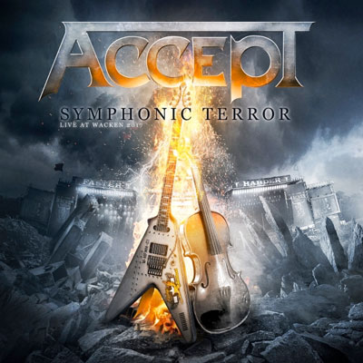 """ACCEPT: dritter Song der """"Symphonic Terror – Live at Wacken 2017""""-DVD & Tour mit Orchester"""