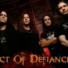 "ACT OF DEFIANCE: Video-Clip zu ""Throwback"""