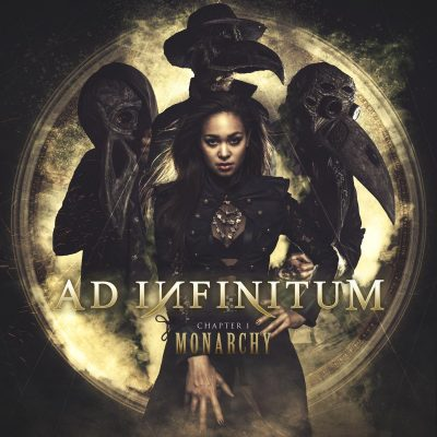 "AD INFINITUM: Video ""Fire And Ice"" vom neuen Album ""Chapter I: Monarchy"" & Tour"
