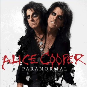 "ALICE COOPER: Tour-Edition zu ""Paranormal"""