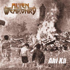 """ALIEN WEAPONRY: Video zu """"Blinded"""" von der 7″-Single """"Ahi Kā"""""""