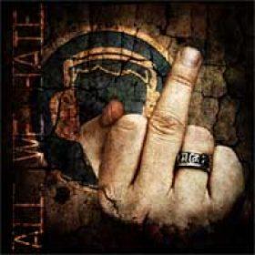 ALL WE HATE: Shut Up! [Demo] [Eigenproduktion]
