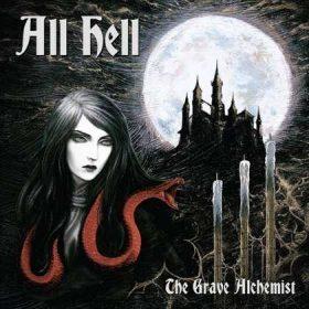 """ALL HELL: Lyric-Video zum """"The Grave Alchemist""""-Album"""