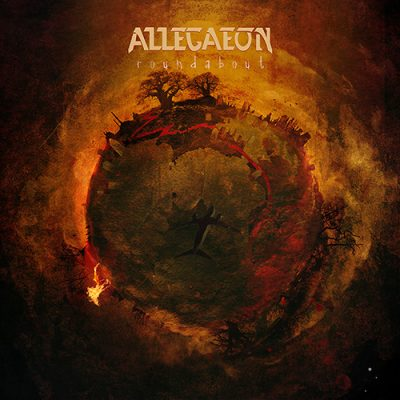"ALLEGAEON: neues YES-Cover ""Roundabout"""