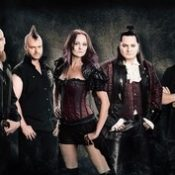 "AMBERIAN DAWN: Lyric-Video zu ""The Court Of Mirror Hall"""