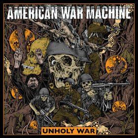 American-War-Machine-unholy-war-Cover