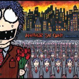 ANOTHER SIX CENT: Inhumane [EP] [Eigenproduktion]