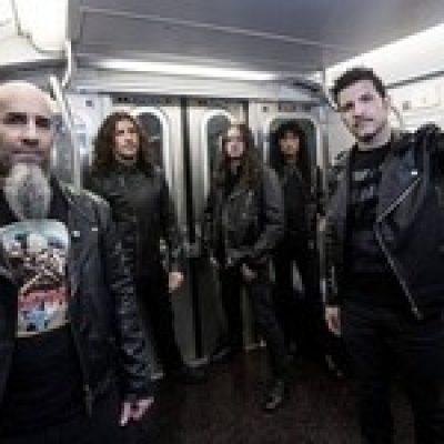 ANTHRAX: auf Europa-Tournee