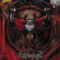 "ANTROPOFAGUS: Lyric-Video ""Chants for Abyzou"""