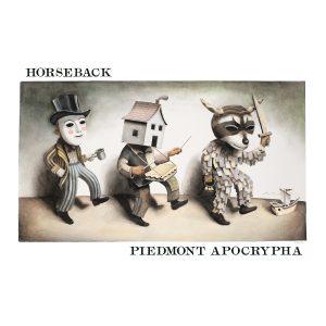 "HORSEBACK: ""Piedmont Apocrypha"" im Stream"