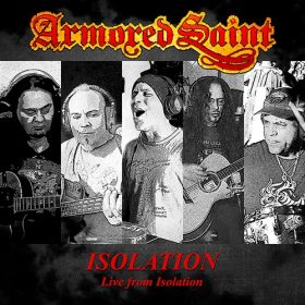 "ARMORED SAINT: neues Live-Video ""Isolation"""