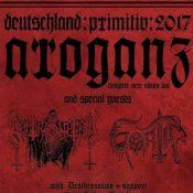 ARROGANZ, DEATHRONATION, GOATH