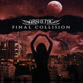 "ARSHENIC: Neues Gothic Metal Album ""Final Collision"""