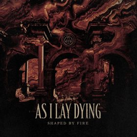 "AS I LAY DYING: dritter Song vom neuen Album ""Shaped By Fire"" & Tour"