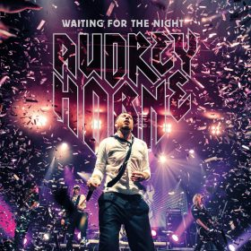 """AUDREY HORNE: neues Live-Album """"Waiting For The Night"""" & Tour"""