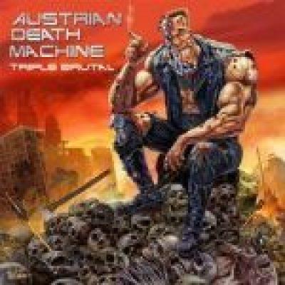"""AUSTRIAN DEATH MACHINE: neues Album """"Triple Brutal"""" – weiterer Song online"""