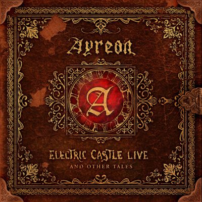 "AYREON: Live-Mitschnitte vom ""Electric Castle Live And Other Tales""-Album"