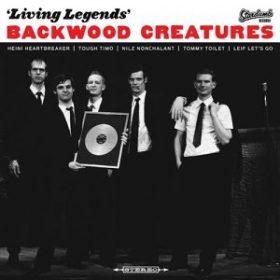 BACKWOOD CREATURES: Living Legends