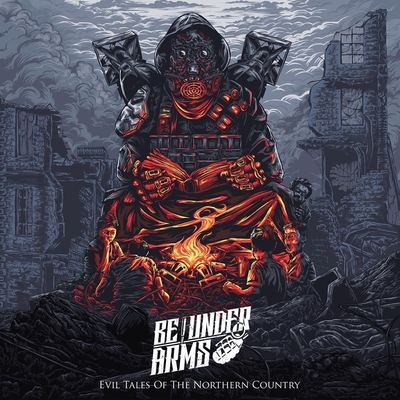 "BE UNDER ARMS: Video-Clip zu ""The Curse Of The Black Water"""