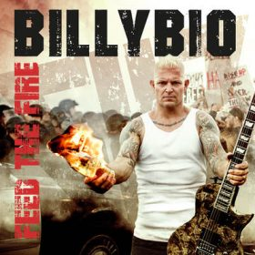 "BILLYBIO: Solo-Album-Debüt ""Feed The Fire"" von Billy Graziadei"