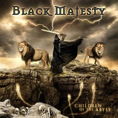 "BLACK MAJESTY: Lyric-Video vom ""Children of the Abyss"" Album"