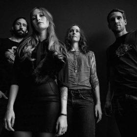 "BLACK VULPINE: Neues Stoner Rock-Album ""Veil Nebula"" aus Dortmund"