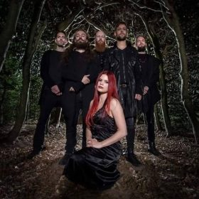"BLACKBRIAR: Video-Clip von neuer Alternative / Symphonic Metal EP ""Our Mortal Remains"""